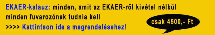 EKAER-kalauz: minden, amit az EKAER-ről a fuvarozóknak tudniuk kell