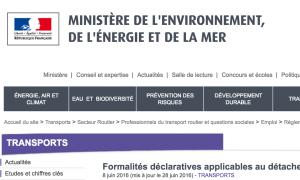 Alig két nappal az új előírások bevezetése előtt magyar nyelven is elérhetővé vált a francia munkaügyi minisztérium tájékoztatása a július elsejétől hatályos minimálbér-előírásokkal kapcsolatban. Nincs könnyű dolguk a fuvarozóknak.