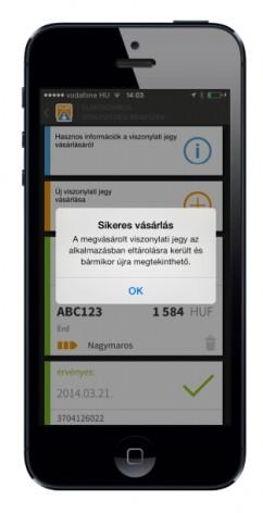Okostelefonról is lehet már útdíjat fizetni