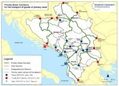 Zöld folyosók a Nyugat-Balkánon