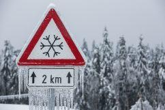 Téli forgalomkorlátozás Szlovéniában