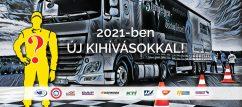 Hétfőn indul a nevezés Magyarország egyedülálló kamionos versenyére