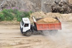 EKÁER – be kell jelenteni az építőanyagok szállítását